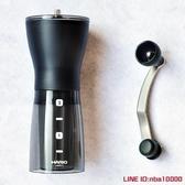 咖啡機日本Hario咖啡磨豆機咖啡豆研磨機磨咖啡豆機咖啡機手動家用手搖 DF 免運 雙十二