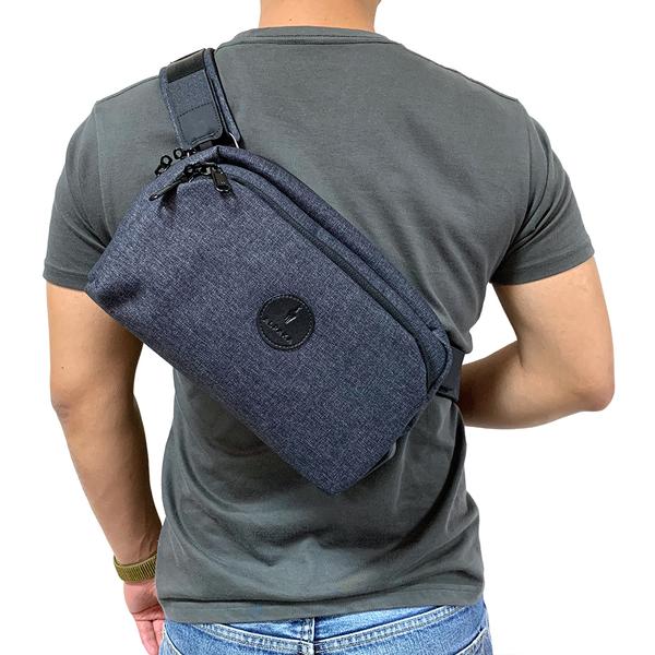 澳洲ALPAKA Go Sling Pro 多功能防盜防水相機包 隨身包 側背包 黑色/灰色/藍色