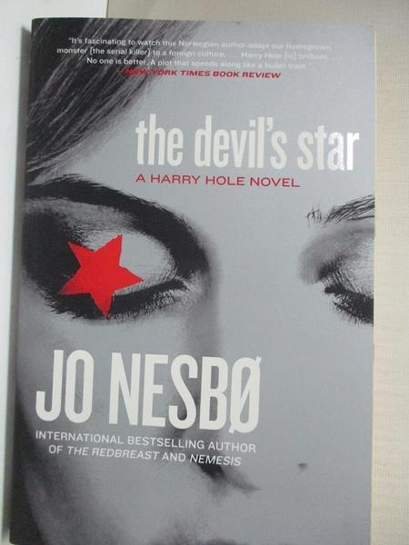 【書寶二手書T6/原文小說_IJ5】The Devil's Star: A Harry Hole Novel_Nesbo, Jo