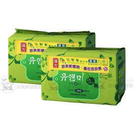悠安美漢方護墊16cm(40片裝/包)