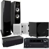 ONKYO TX-NR686 + JENSEN X-5/X-11/Elite101 + FIN S1重低音 十萬元內最佳劇院組合