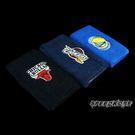 創信 NBA 隊徽 加長型 護腕 正反都有LOGO 毛巾布 公牛騎士勇士 8531503- ☆SP☆