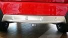 【車王汽車精品百貨】Subaru XV 原廠款 加厚不銹鋼 前後下護板 前後護板 擋板