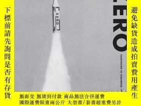 二手書博民逛書店ZERO:罕見Countdown to Tomorrow, 1950s - 60sY237948 Valeri