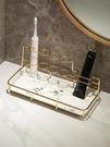 浴室擺台電動牙刷架...