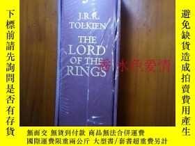 二手書博民逛書店The罕見Lord of the Rings deluxe 魔戒