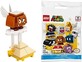 LEGO 樂高 超級馬里奧 角色包 PatterCribo【71361-Paragoomba】