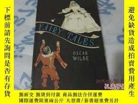 二手書博民逛書店Fairy罕見Tales Oscar Wilde(王爾德童話集)