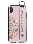 iphonex手機殼新款蘋果xs中國風xs max古風8plus掛繩女款6s個性創意-享家生活館