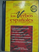 【書寶二手書T7/語言學習_JQY】Los verbos espanoles_Blanca Marcos Gonzale