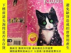 二手書博民逛書店magic罕見kitten 魔法小貓Y200392