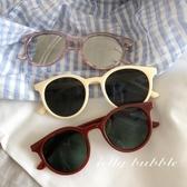 夏日凹造型百搭墨鏡林小宅同款韓風Chic太陽眼鏡
