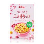 韓國 農心家樂氏 櫻桃蔓越莓果實麥片(春日櫻花限定版) 480g ◆86小舖 ◆