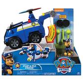 《 汪汪隊立大功 paw patrol 》二合一變形車輛組(藍) - 阿奇╭★ JOYBUS玩具百貨