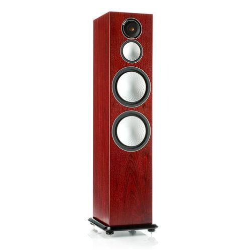 英國 Monitor Audio Silver RX10 落地型喇叭(鋼琴烤漆)紅色