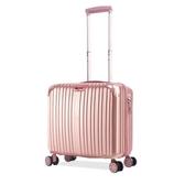 迷你行李箱輕便小型登機拉桿箱20女密碼旅行箱子小號男18寸小清新 浪漫西街