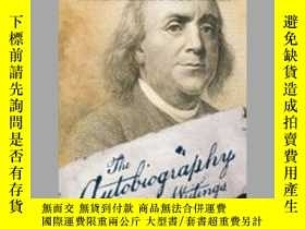 二手書博民逛書店The罕見Autobiography and Other Writings富蘭克林自傳,英文原版Y449990