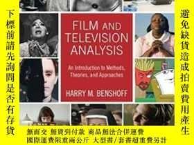 二手書博民逛書店Film罕見And Television Analysis: A