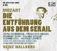 歌劇殿堂 74 華莫札特:後宮誘逃 2CD  V.A. Mozart Die Entfhrung aus dem