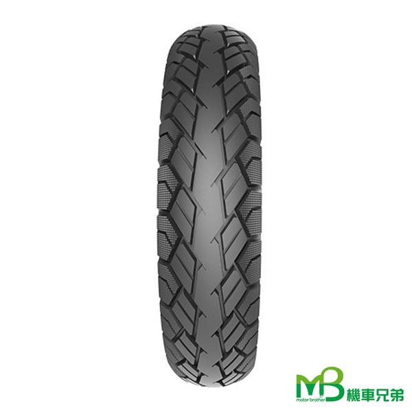 機車兄弟【騰森 TS717 100/90-10 61J T/L 輪胎】