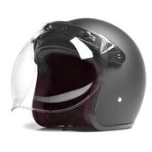 DFG摩托車復古頭盔女男機車電動電瓶車保暖夏季四季個性酷安全帽