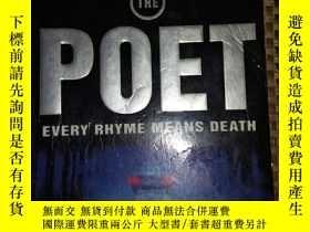 二手書博民逛書店The罕見Poet:Every Rhyme Means Deat