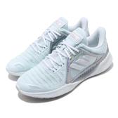 adidas 慢跑鞋 ClimaCool Vent Summer.Rdy 藍 銀 女鞋 涼感 透氣 運動鞋 張鈞甯款 【ACS】 EF2013