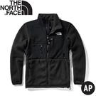 【The North Face 男 ICON經典保暖刷毛外套《黑/灰》】496U/保暖外套/夾克/休閒外套