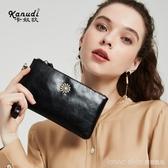 手拿包女錢包長款2020新款簡約時尚手包零錢包皮夾小包手抓包 雙十二全場鉅惠S