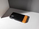 Alto iPhone 11 Pro Max 真皮手機殼背蓋 6.5吋 Metro - 渡鴉黑/焦糖棕 【可加購客製雷雕】皮革保護套