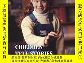 二手書博民逛書店Children罕見Tell Stories: A Teaching GuideY307751 Martha