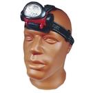 SMD頭燈手電筒 LED 3+4頭燈 超輕強光防水頭燈 乾電池頭燈(需自備)夜釣 工作燈【SV9685】BO雜貨
