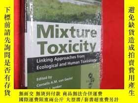 二手書博民逛書店Mixture罕見Toxicity Linking Approa
