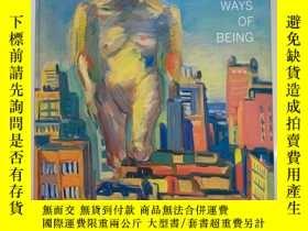 二手書博民逛書店原版罕見瑪麗亞·拉斯尼格Maria Lassnig: Ways of Being生存方式藝術畫冊Y393700