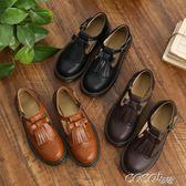 娃娃鞋 小皮鞋日繫女鞋森女流蘇娃娃鞋女平底 coco衣巷