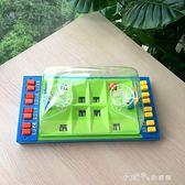 彈射籃球投籃機對打游戲水水子互動桌游早教休閒男女孩禮物 小確幸生活館