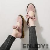 2018春秋學生日系瑪麗珍單鞋圓頭學院風娃娃軟妹皮鞋復古女鞋森女
