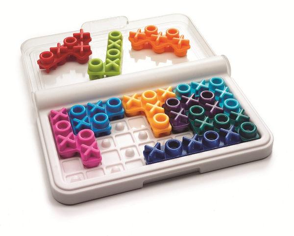 【SMART GAMES】IQ XO排列大挑戰 桌上遊戲