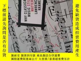 二手書博民逛書店Why罕見classical music still matte