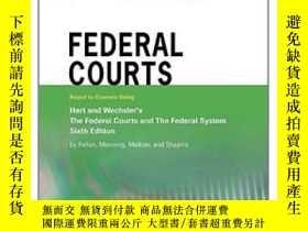 二手書博民逛書店罕見ye-9780735589476-Federal CourtsY321650 Casenote Legal