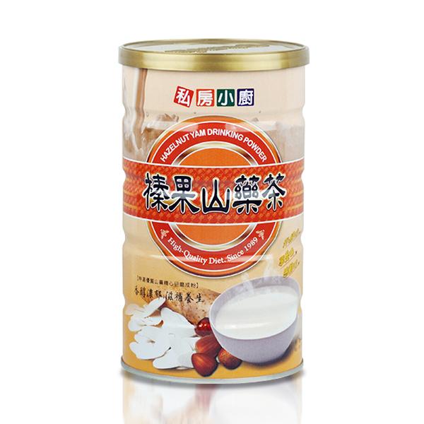 私房小廚 • 榛果山藥茶/500公克/罐