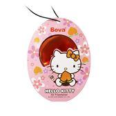 香氛片 Bova Hello Kitty 蜜桃甜心【亞克】吊掛式香水