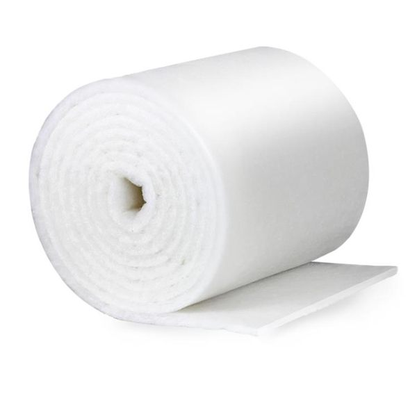 魚缸過濾棉加厚高密度生化棉高透水凈化白棉水族箱過濾材料海棉