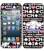 大耳狗 彩繪貼-iPhone 5 5S iPhone SE 彩繪螢幕貼+背蓋貼 103