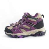 GOODYEAR 固特異 森林之王 W1 女款戶外鞋 防水 反光 GAWO02527 紫【iSport愛運動】