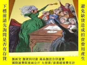二手書博民逛書店2手英文罕見Honore Daumier Liberated W