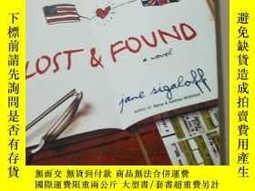 二手書博民逛書店罕見Lost&found失物招領處(英文原版)Y7091 見圖片 見圖片 出版2003