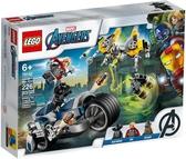 樂高LEGO SUPER HEROES AVENGERS 復仇者反重力機車攻擊 76142 TOYeGO 玩具e哥