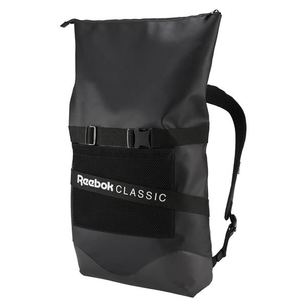 REEBOK CLASSICS OPUS STRAP 背包 後背包 休閒 健身 筆電 黑 【運動世界】DW5616