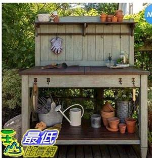 [COSCO代購] W1334190 園藝工作檯 Potting Bench